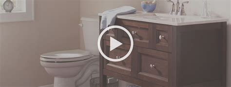 How To Replace Bathroom Vanity How To Install A Bathroom Vanity