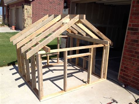 how to build a frame house the ultimate dog house comes with air conditioning
