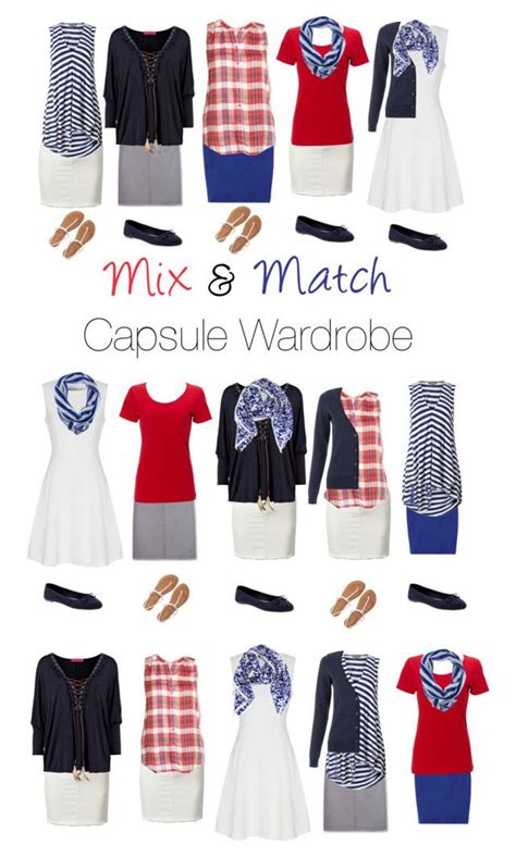 Navy Blue Capsule Wardrobe by Capsule Wardrobe And Blue By Grace See On Polyvo