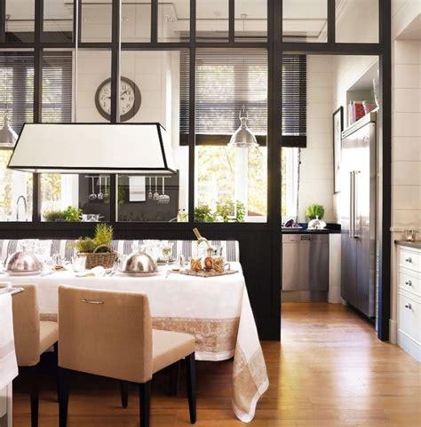 cuisine vitr馥 atelier cuisine vitre atelier porte atelier coulissante with