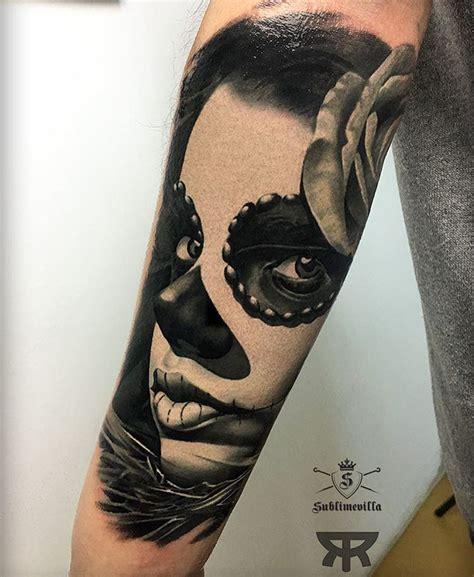 tatuajes de catrina los mejores dise 241 os del mundo 161 te