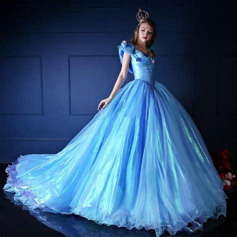 Cinderella Soft Blue Dress gown wedding dress gowns ideas