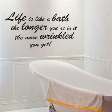 quotes for bathroom bathroom quotes and sayings quotesgram