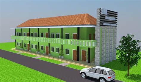 desain gambar sekolah contoh konsep desain sekolah minimalis 2 lantai proyek