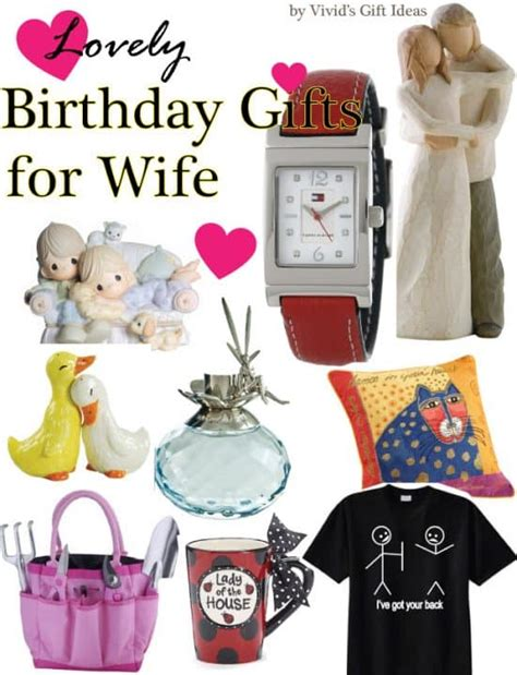 gift ideas for wife efind birthday gift ideas wife