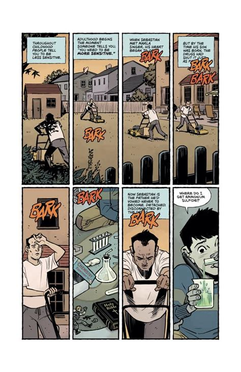 fight club 2 graphic novel page 45 comic graphic novel reviews june 2015 week one