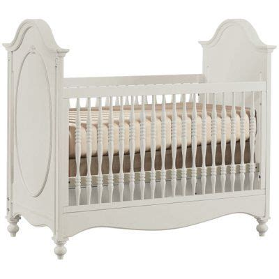 spindle crib with solid sides nursery toddler