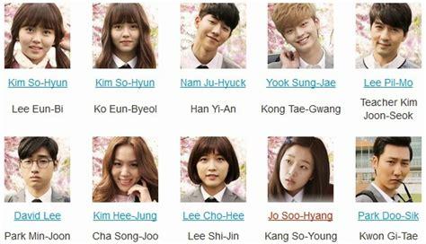 film drama korea who are you drama korea who are you school 2015 2015 subtitle