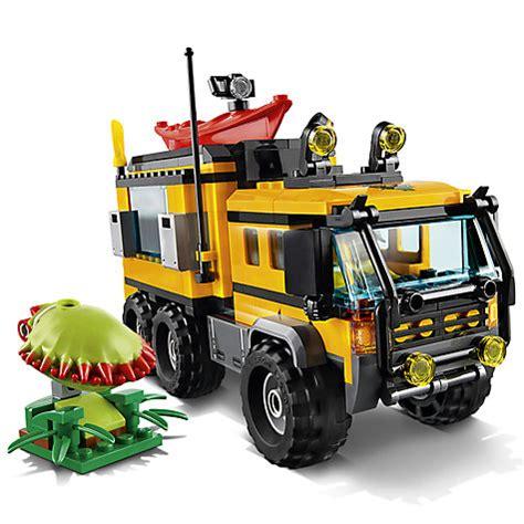 Lego City 60160 Jungle Mobile Lab buy lego city 60160 jungle mobile lab lewis