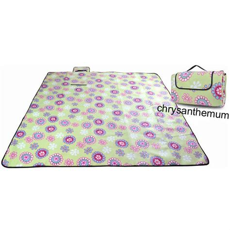 Hs Code For Mat by 2015 Selling Foldable Waterproof Blanket