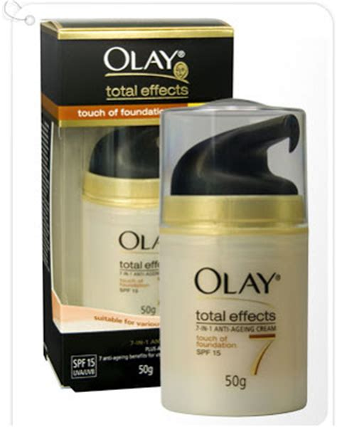 Olay Total Effect Foundation amir my hg moisturiser olay total effect with touch