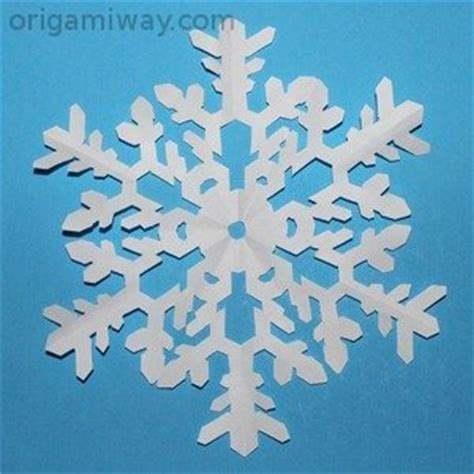 How To Make Cool Paper Snowflakes - free paper snowflake patterns