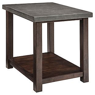 toscana chairside end table end and side tables furniture homestore