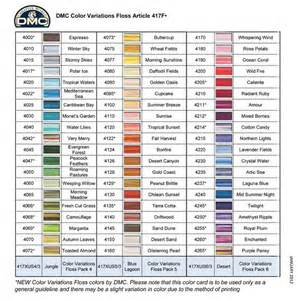 dmc color chart pdf embroidery floss dmc 2017 2018 best cars reviews