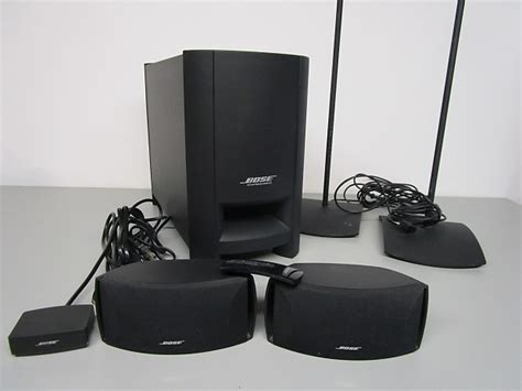 bose cinemate series ii digital home theater system local