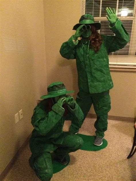 total sorority move toy story army men