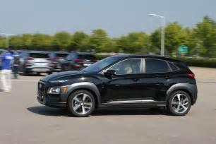 hyundai kona 2018 2018 hyundai kona drive review motor trend