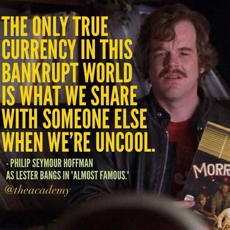 lester bangs philip seymour hoffman quotes lester bangs quotes words pinterest bangs