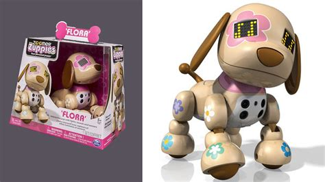 robot puppy zoomer zoomer zuppies interactive puppy robot