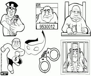 imagenes de justicia para iluminar juegos de crimen y justicia para colorear imprimir y pintar