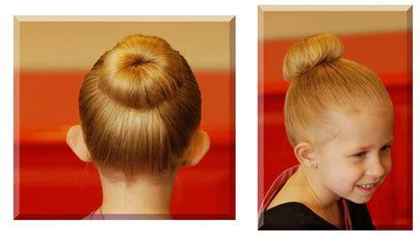 pictures on bun type hairstyles cute girl hairstyles how to do a sock bun cute girls hairstyles tutorials