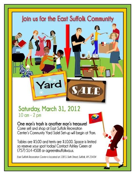 free garage sale template gse bookbinder co