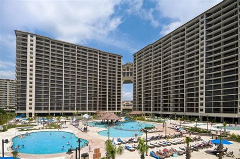 3 Bedroom Condo Myrtle Beach oceanfront pool scape picture of north beach plantation