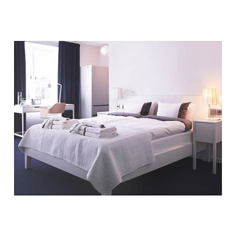 ikea nordli bed nordli bedside table white 30x50 cm ikea