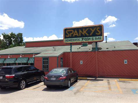 spanky s spanky s pizza houston tx
