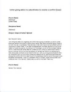 Advice Letter Letter Format 187 Advice Letter Format Cover Letter And Resume Sles