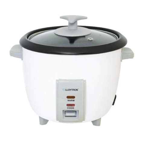 Rice Cooker 7 Liter lloytron 0 8 l automatic rice cooker review