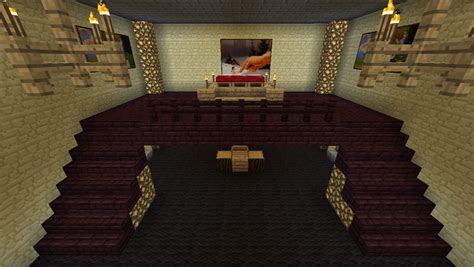 minecraft awesome bedroom cool minecraft bedroom photos and video wylielauderhouse com