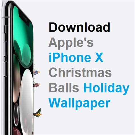 christmas wallpaper for apple watch download apple s 2017 christmas balls wallpaper for iphone