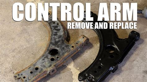 how to change the lower control arm on a 1993 alfa romeo 164 how to replace a lower control arm youtube