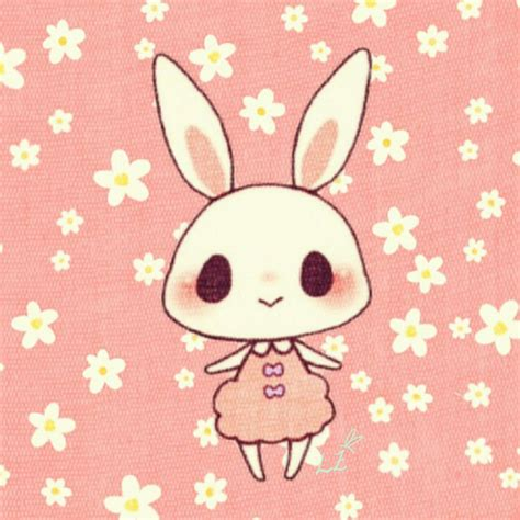 imagenes kawaii wallpaper kawaii bunny fondo de pantalla bloqueo by lazukiztrukiz on