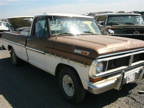1972 ford parts 1972 ford truck ford truck 72ft9935d desert valley