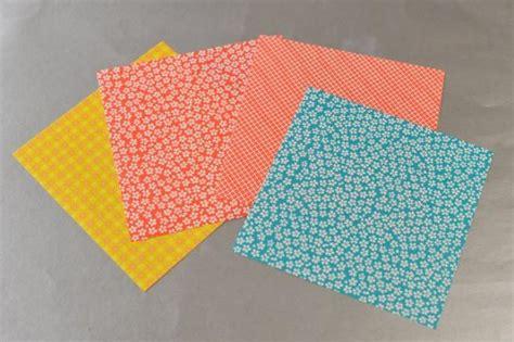 Wishing Origami - diy origami wedding wishes weddbook
