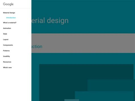 material design guidelines icon implementing google s material design guidelines