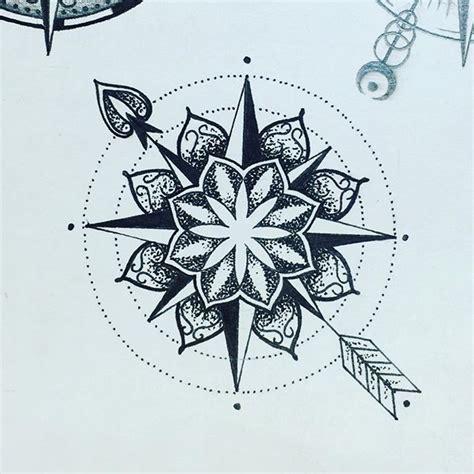 tattoo compass mandala 869 best mandalas images on pinterest mandalas mandala