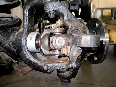Jeep Front Differential 1997 Jeep Grand Front Axle Noise Free Auto