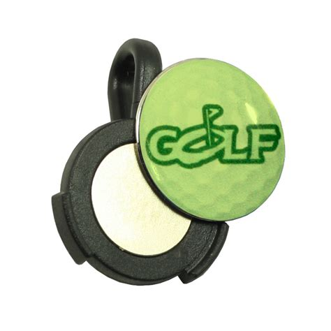 hat clip golf marker 174 hat clip zoogee world inc