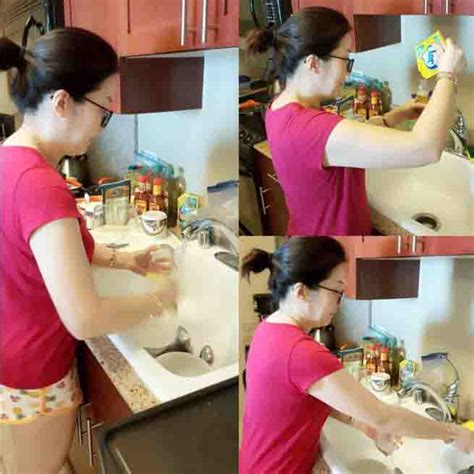 kris aquino kitchen collection kris aquino does house chores while in hawaii chisms net