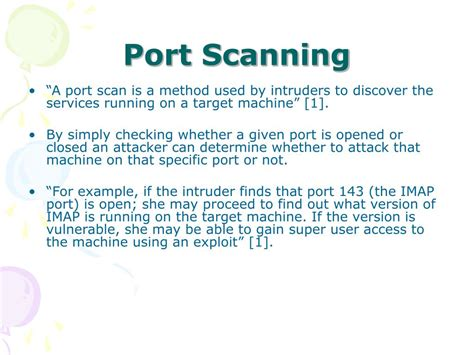 port scans ppt tree scan detection with snort powerpoint
