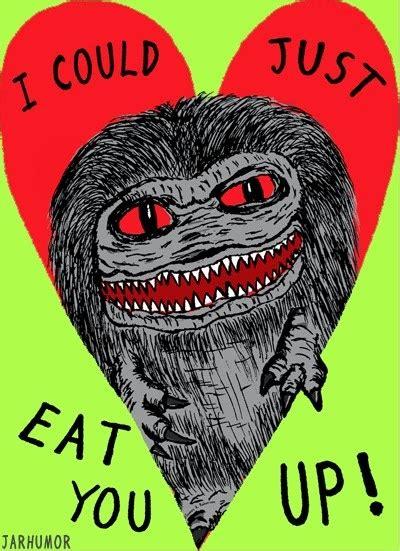 valentines horror horror s day cards