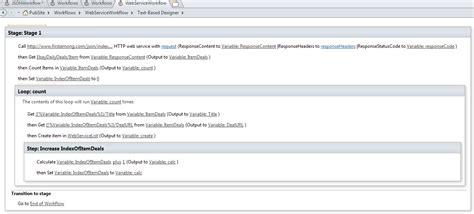 sharepoint designer 2013 workflow actions sharepoint designer 2013 workflow call http web