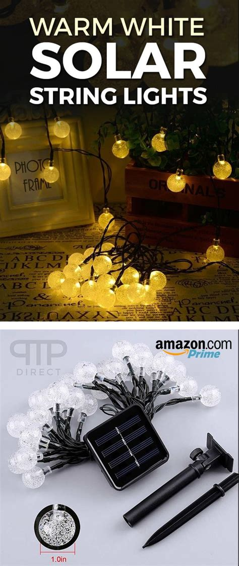 string lights for outside solar powered string lights 30 led for indoor outdoor
