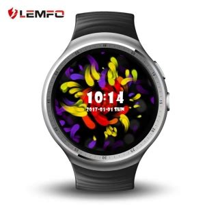 Lemfo Les 1 Android 5 1 1gb 16gb Smartwatch 2 0 Mp lemfo les1 android 5 1 os 1gb 16gb mtk6580 smart