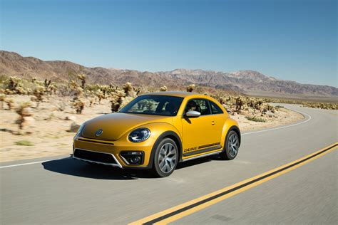 La 2015 2016 Volkswagen Beetle Dune Isn T You Dad S Buggy
