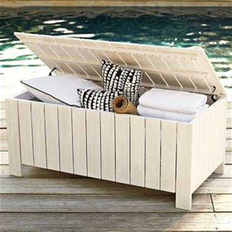 wooden outdoor storage bench wood slat storage bench contemporary outdoor benches