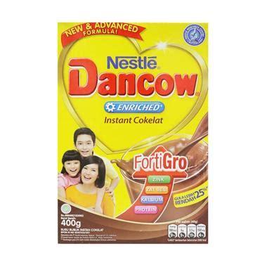 Dancow Instant Fortigro 800gr jual dancow fortigro terbaru harga diskon original